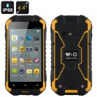 MFOX A5 Rugged Smartphone (Yellow)