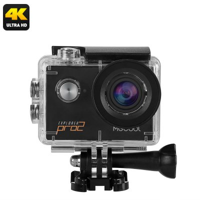 MGCOOL Explorer Pro 2 Sports Action Camera