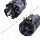 MINI1410 Motor Brushless Motor for Kyosho Mr03 Pro RC Drift Car Black 2500KV