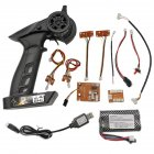 MN 2.4G Full Proportional KIT Car Version Transmitter Remote Controller for MN 90 91 96 99 99S KIT set