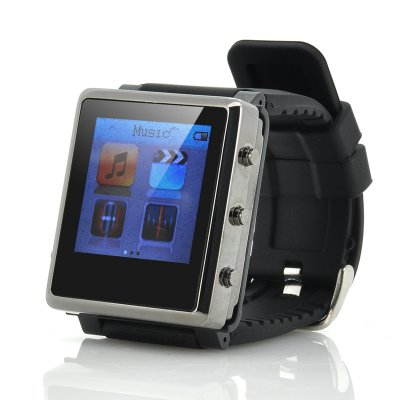 MP4 Player Watch - iRadish (B)