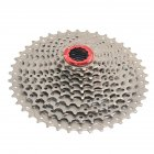 MTB Bike Freewheel 10 Speed 40T/42T MTB Mountain Bike Flywheel Bicycle Accessories 10 speed 42T silver_One size