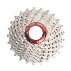 MTB Bike Freewheel 8S/9S 25 28 32 40 42T MTB Mountain Bike Flywheel 8 9 Speed Cassette Sprocket for Shimano Sram Silver_8 speed 25T