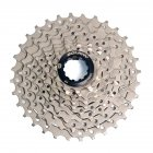 MTB Bike Freewheel 8S/9S 25 28 32 40 42T MTB Mountain Bike Flywheel 8 9 Speed Cassette Sprocket for Shimano Sram Silver_9-speed 32T