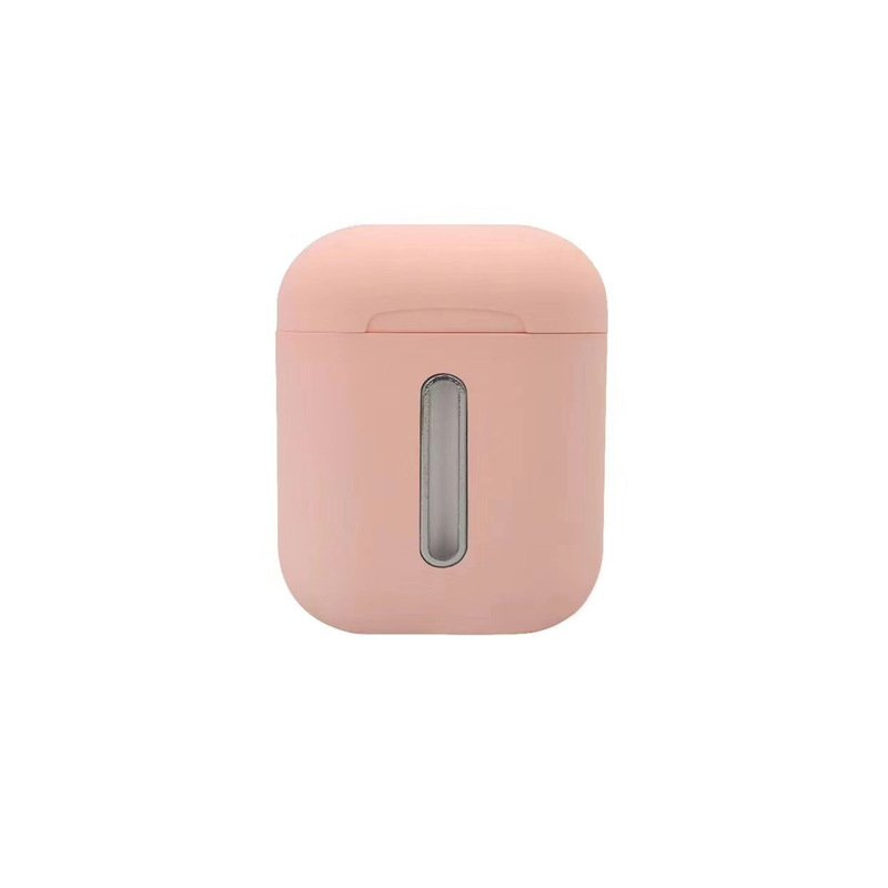 Macaroom Q8L Bluetooth 5.0 TWS Earbud Touch Control Headphone Pop-up 8D Stereo Wireless Earphone Pink
