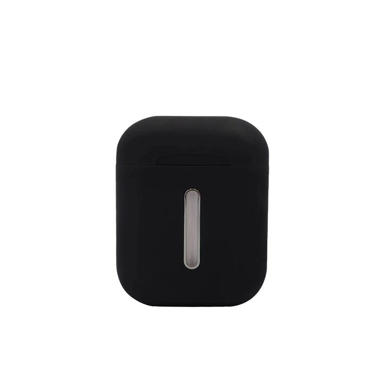Macaroom Q8L Bluetooth 5.0 TWS Earbud Touch Control Headphone Pop-up 8D Stereo Wireless Earphone black