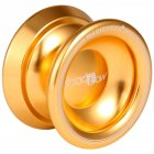 Magic YoYo T8 Magic Shadow Golden Aluminum Professional Yo Yo T8