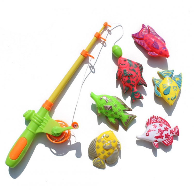 Magnetic Fishing Toy Set Game