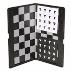 Magnetic Super Thin Chessboard Game Wallet Appearance Portable Folding Travel Family Party Chess Set International Chess Game 1708c_Wallet chess