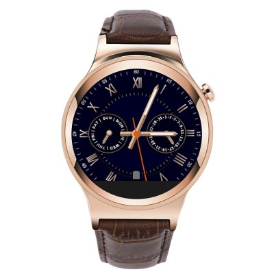 NO1 S3 Smart Watch Phone (Gold)