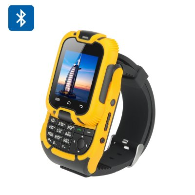 Mobile Watch Phone with Keypad
