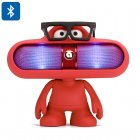 Make music fun and add some character to your room with this fantastic Dude Doll Bluetooth speaker
