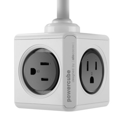 Allocacoc US PowerCube Extended USB