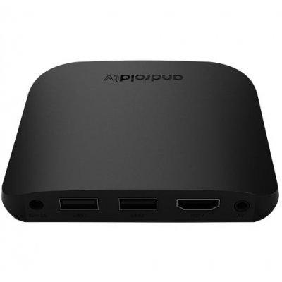 MECOOL M8S PLUS L TV Box - 2GB RAM 16GB ROM, Amlogic S912, Android 7 1,  2 4G WiFi Support 4K H 265 - AU Plug