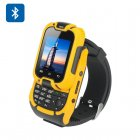 Kenxinda W10 Watch Phone (Yellow)