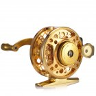 Fishing Tools Double Speed Fishing Reel with Discharge Force Full Metal Front Reel KF60 double speed front wheel left hand