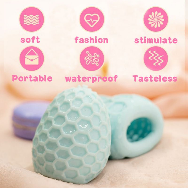 Male Sex Toy Cup Adult Sex Toys Realistic Textured Pocket Vagina Pussy Man Massage Egg A