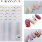 Manicure Nail Sticker Manicure Stickers Accessories Strawberry Rainbow Cherry Stickers Nail sticker_261