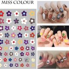 Manicure Nail Sticker Manicure Stickers Accessories Strawberry Rainbow Cherry Stickers Nail sticker_264