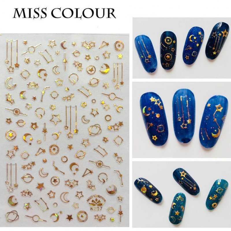 Manicure Nail Sticker Manicure Stickers Accessories Strawberry Rainbow Cherry Stickers Nail sticker_207