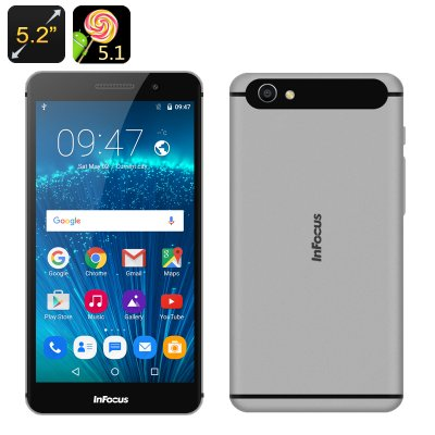 InFocus M560 Android 5.1 4G Smartphone