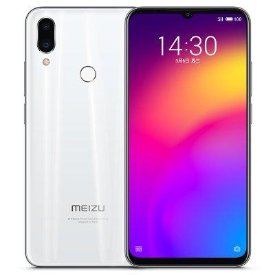 Meizu Note 9 6GB RAM 64GB ROM Smartphone 6 2'' Mobile Phone 48MP Dual  Camera AI Front 20MP 4000mAh B20 Chinese OTA White