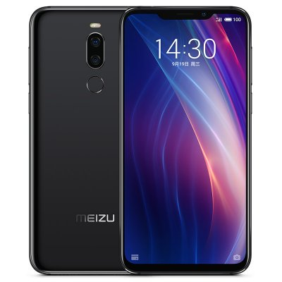 Meizu X8 6+64GB 4G LTE Smart Phone Black