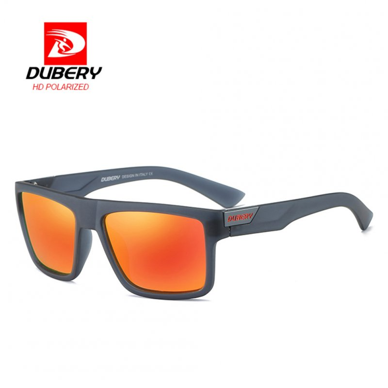 Men Fashion Sports Polarized UV400 Outdoor Sunglasses NO4