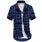 Men Fashion Summer Casual Shirt M