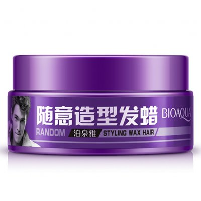 Men Hair Wax High Hold Hair Clay Non-greasy Long Lasting Hair Styling Cream