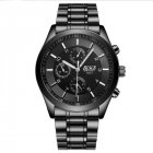 Men Luxury Wristwatch Black surface 8251