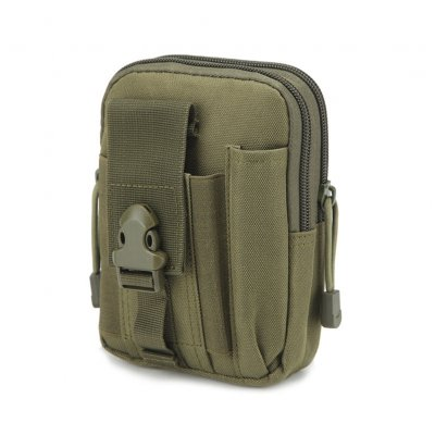 Men Multifunction Waterproof Waist Bag