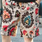 Men Summer Print Hawaii Loose Drawstring Short Pants Casual Beach Shorts   A_M