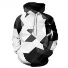 Men/Women 3D Print Hoodie Casual Long Sleeve Hooded Coat Pullover Graphic Tops QYDM273_L/XL