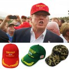 Adult Peaked Cap Hat Baseball Hat for Trump