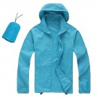 Quick Dry Waterproof Outdoor Camping Coat