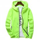 Water and Wind Proof Hoodie Jacket green M
