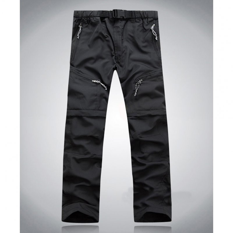 Detachable Quick Dry Hiking Pants