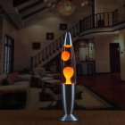 Metal Base Wax Lava Lamp Night Light for Bedroom Decor European Regulation