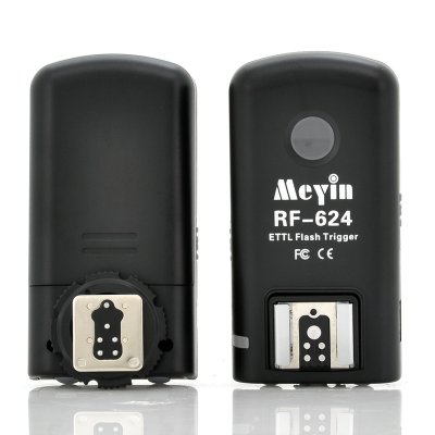 Meyin RF-624 TTL Flash Trigger For Canon