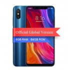 Mi 8 Lite Global Version 4 64GB 6 26 Inch Full Screen Snapdragon 660 Smartphone