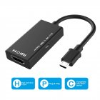 Micro USB to HDMI 1080P Video Graphic Converter Adapter for Android Phones and Tablets