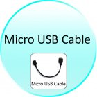 Micro USb Cable for CVUK PC06 7 Inch Android Tablet with WiFi and Camera