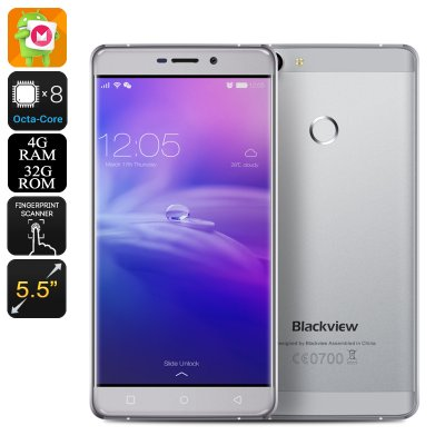 Blackview R7 Smartphone (Grey)