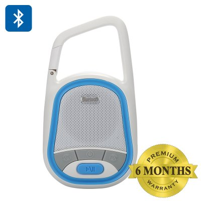 Mini Bluetooth Speaker (Blue)