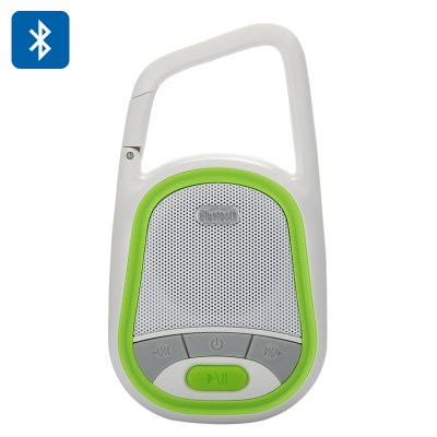 Mini Bluetooth Speaker (green)