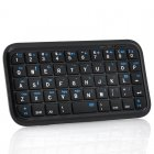 Mini Bluetooth wireless Keyboard for your Android smartphone  iPhone  iPad  iPad 2   Typing  chatting  and gaming just became easier than ever