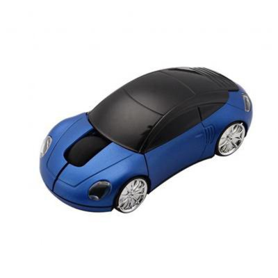 Car Shape 2.4G Wireless Mouse Receiver