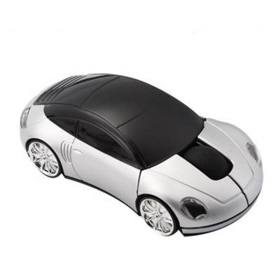 Mini Car Shape 2.4G Wireless Mouse Receiver