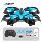 Mini Drone JJRC H83 6 Axis RC Micro Quadcopters With Headless Mode Drones One Key Return RC Helicopter  blue